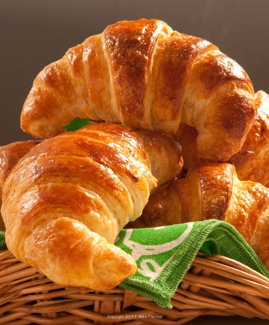 Croissants - Queen of Breads in France - Pastries Like a Pro