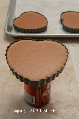 Tart on can