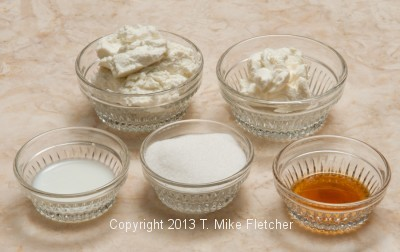 Goat cheese filling ingredients