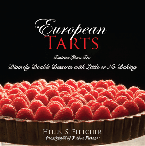 European Tarts, Recipe Books