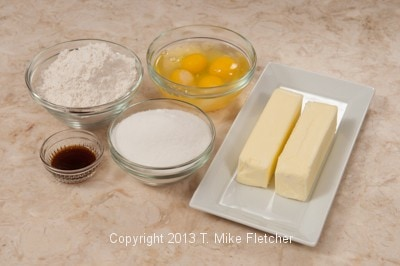 Tuille ingredients