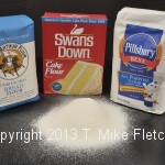 Flour As Used in Baking