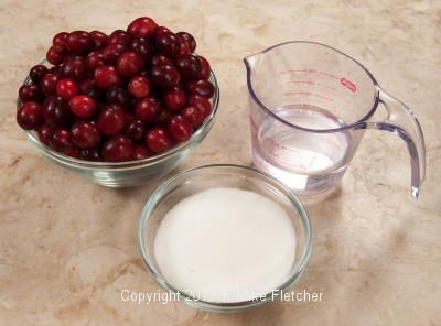 Cranberry filling ingredients