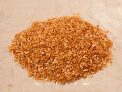 Crushed Coconut