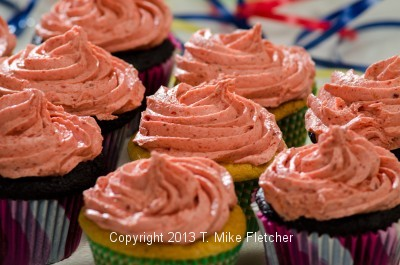 Strawberry Buttercream
