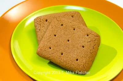 Baked Crackers 2