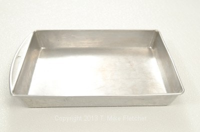 "9x13"" Pan for Baking Equipment and Utensils"