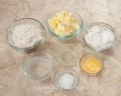 Pate ingredients