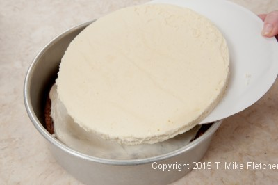 cheesecake layer going on-1
