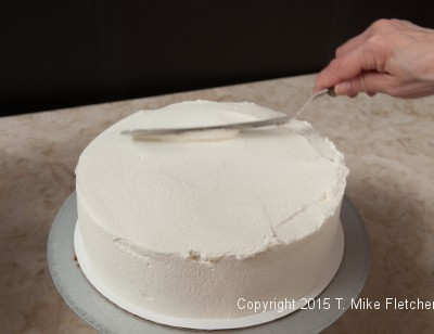 Frosting cake 9