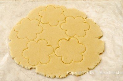 Cookies cut out