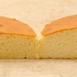 A Tale of One Cake Layer (Yellow Velvet Cake)