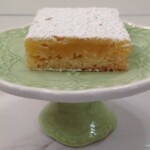 Updated Lemon Bars