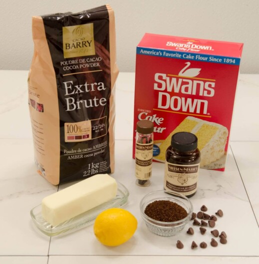 Photos of items for More Baking Tips