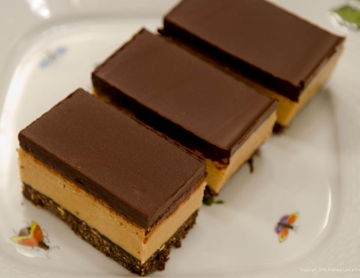 no bake peanut butter bars pastries like a pro
