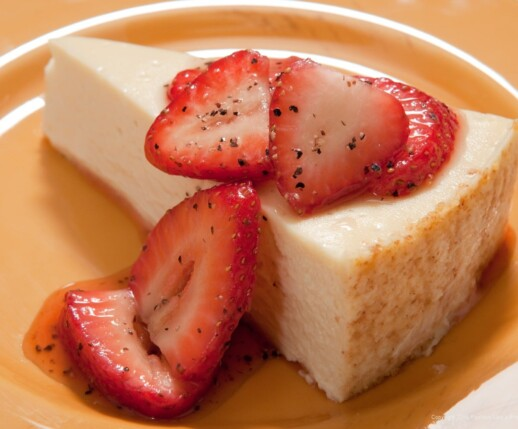 Unbelievable Cheesecake