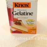 Knox Gelatin and sheet gelatin for Understanding Gelatin