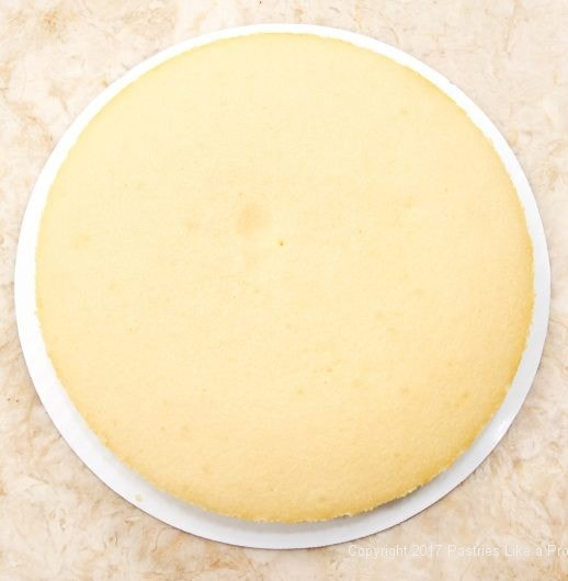 White cake for From 1 Recipe Comes 6 Different Cake Layers