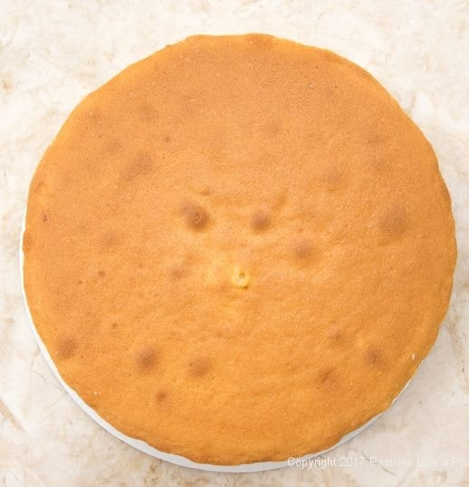 Yellow Cake for From 1 Recipe Comes 6 Different Cake Layers