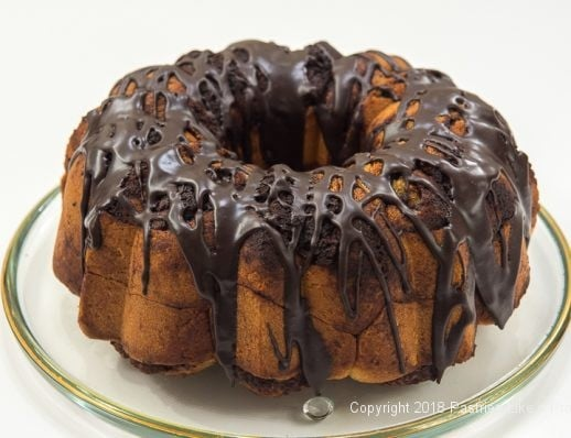 Chocolate Spiced Coffee Cake