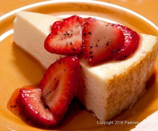 Unbelieveably Easy Cheesecake for Father's Day Desserts