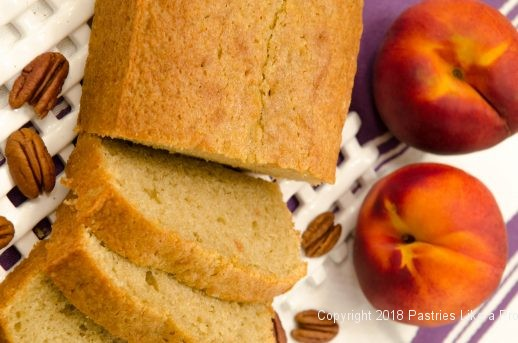 Peach Bread for Everything Peaches