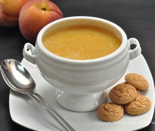 Peach Soup for Everything Peaches