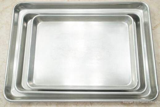 Sheet Pans in baking