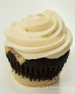 Malted Milk Frosted Cupcakes, Cupcake Frosting, Cupcake Frosting Recipe, How to frost Cupcakes