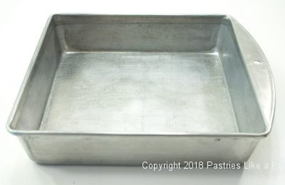 9x9 inch square pan for Baking Pans