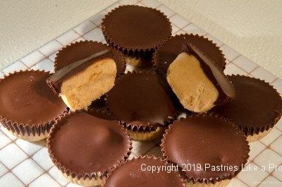 Reeses Peanut Butter Cups|Candy|Pastries Like a Pro
