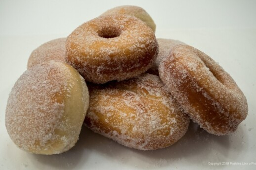 Fried or Baked Doughnuts