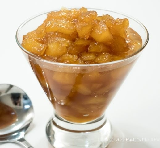 Caramelized Pineapple Sauce