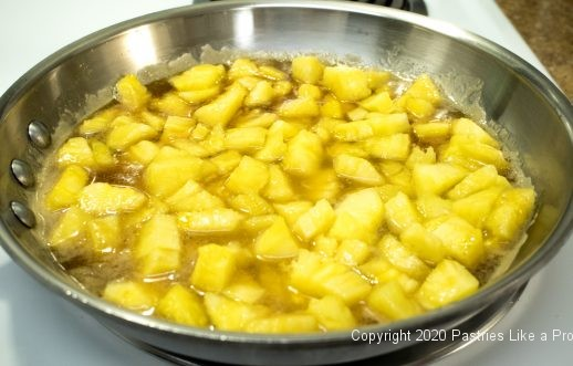 Pineapple in
