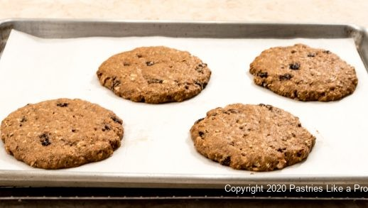 Baked Breakfast Cookies