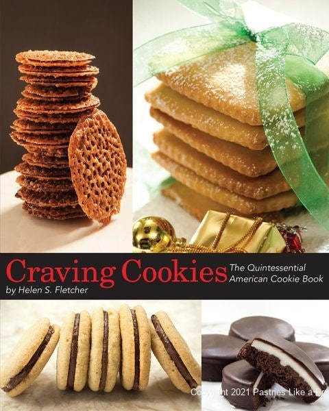 Craving Cookies, the Quintessential American Cookie Book